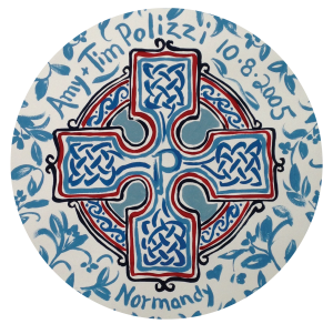 Celtic Cross Custom Design